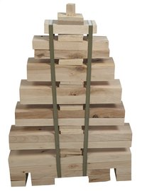 Sapin de Noël en bois 60 cm
