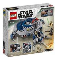 LEGO Star Wars 75233 Canonnière droïde-Arrière