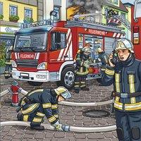 Ravensburger Puzzel 3-in-1 Helpers in nood-Vooraanzicht