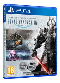 PS4 Final Fantasy XIV The Complete Edition ENG/FR
