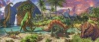 Ravensburger puzzle XXL Au pays des dinosaures-Avant