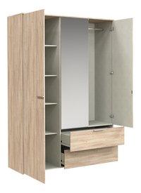 Young armoire 3 portes et 2 tiroirs-Détail de l'article