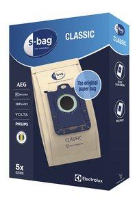 Electrolux Sacs à poussière S-Bag Classic E200S - 5 pièces-Côté droit