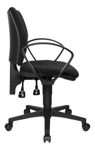 Topstar chaise de bureau avec accoudoirs U50 noir-Détail de l'article