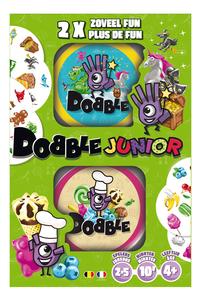 Dobble Junior Fantasy en Food-Vooraanzicht