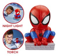 GoGlow Buddy veilleuse/lampe de poche Spider-Man-Image 2