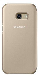 Samsung flipcover pour Galaxy A3 2017 neon or-Arrière