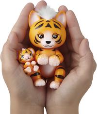 Fingerlings interactieve figuur Benny The Purrrfect Tiger-Afbeelding 3