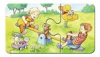 Ravensburger 9 puzzels My First Kleine avonturiers-Afbeelding 2
