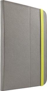 Housse de protection universelle foliocover pour tablette 10'' gris