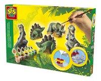SES Gieten en schilderen Dino