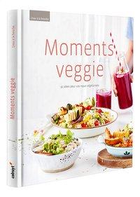 Livre de cuisine Colruyt L'eau à la bouche - Moments veggie-Côté gauche
