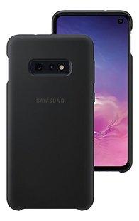 Samsung cover Silicone voor Galaxy S10e zwart-Artikeldetail