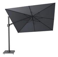 Platinum parasol suspendu Challenger T2 aluminium 3 x 3 m Anthracite-Détail de l'article