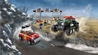 LEGO Speed Champions 75894 Mini Cooper S Rally 1967 et Mini John Cooper Works Buggy 2018-Image 3