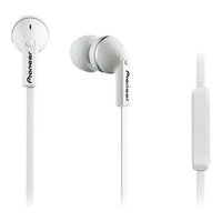 Pioneer oortelefoon SE-CL712T wit