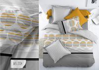 Housse de couette Fresh orange coton 140 x 220 cm-Détail de l'article
