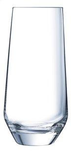 Eclat Cristal d'Arques Paris 6 verres à eau Ultime 45 cl-Détail de l'article