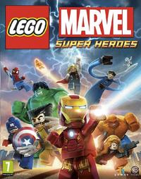 Nintendo 3DS LEGO: Marvel Super Heroes NL
