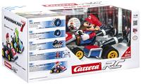 Carrera auto RC Mario Kart