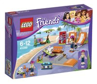 LEGO Friends 41099 Le skatepark d'Heartlake City