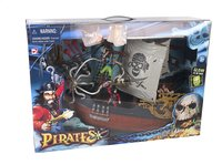 Speelset Pirates Captain Ship