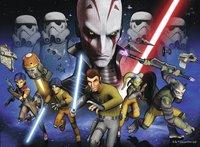Ravensburger XXL puzzel Disney Star Wars The imperial flight-Vooraanzicht