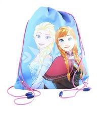Sac de gymnastique Disney La Reine des Neiges bleu/rose