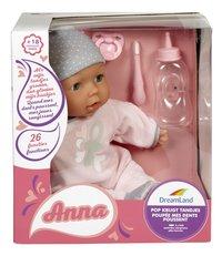 DreamLand zachte pop Anna krijgt tandjes-Vooraanzicht