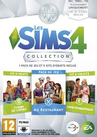PC Les Sims 4 Collection FR-Détail de l'article
