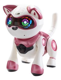 Teksta robot Kitty ENG/FR/NL-Vooraanzicht