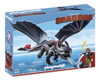 Playmobil Dragons 9246 Hikkie en Tandloos