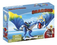 Playmobil Dragons 9247 Astrid en Stormvlieg