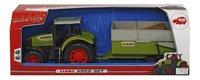 Dickie Toys tracteur Claas Ares Set