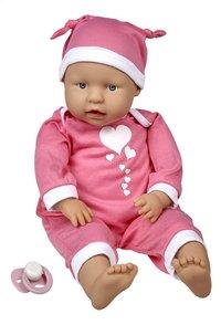 DreamLand poupée souple avec tétine Emma-commercieel beeld