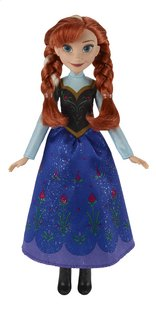 Mannequinpop Disney Frozen Anna-commercieel beeld