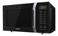 Panasonic Microgolfoven NN-K37HBMEPG zwart-Rechterzijde