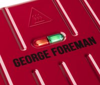 George Foreman Multigril Compact Steel-Détail de l'article