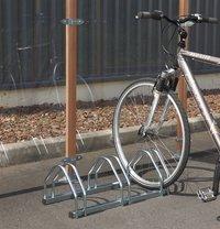 Mottez râtelier à vélos pour 3 vélos-Image 1