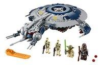LEGO Star Wars 75233 Canonnière droïde-Avant