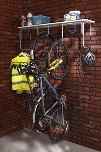 Mottez range-vélos mural pour 5 vélos