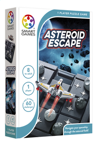 Asteroid Escape-Linkerzijde