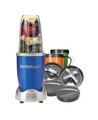 Magic Bullet Blender NutriBullet blauw 12-delig-Artikeldetail