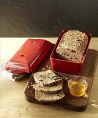 Emile Henry moule à pain grand cru L 24 x Lg 15 cm-Image 1
