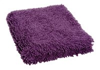 Clarysse tapis de bain Pearl Cotton Twist aubergine-Détail de l'article