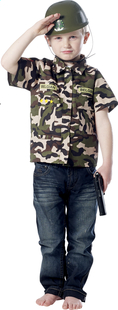 DreamLand déguisement de soldat taille 110