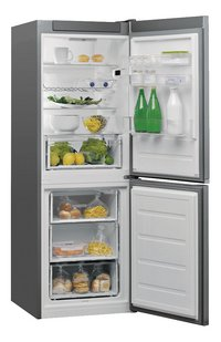 Whirlpool Réfrigérateur avec surgélateur W5 721E OX inox-Image 1