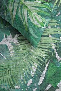 Ambiante Dekbedovertrek Noelle green katoen-Artikeldetail