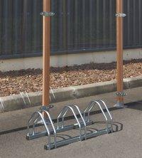 Mottez râtelier à vélos pour 3 vélos-Détail de l'article