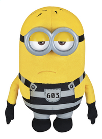 Peluche interactive Minions Deluxe Jail time Tom 23 cm